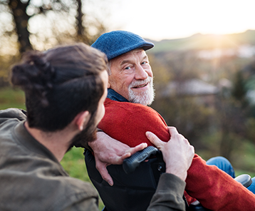 1 in 5 men will experience incontinence at some point in their lives.