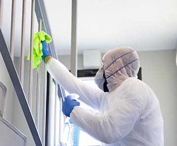 . Cleaning Versus Sanitising Versus Disinfecting