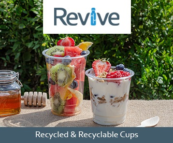 Revive rPET Food Packaging