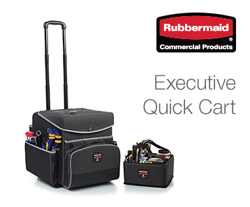Rubbermaid Executive Quick Carts